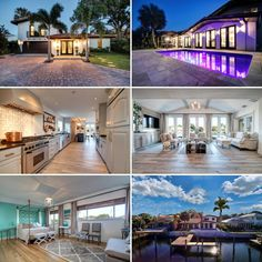 Luxury Real Estate Search finds #waterfront #elegance in #StPetersburg #Florida in this custom built newly constructed 4,909 square foot 5 bedroom, 5 bathroom #home listed by #BonnieStrickland offered at $3,199,000 #luxury #realestate #LuxuryHomes #luxuryrealestatesearch