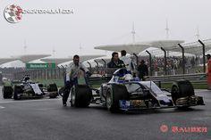 """Kaltenborn: """"Definitivamente, hoy no ha sido nuestro día""""  #F1 #Formula1 #ChineseGP"""