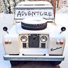 HVRNT Adventure Land Rover