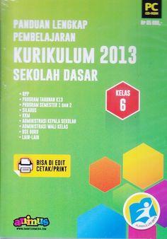 CD PANDUAN LENGKAP PEMBELAJARAN KURIKULUM 2013 SEKOLAH DASAR KELAS 6