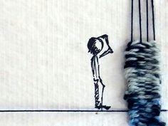 Weaving, Loom Weaving, Crocheting, Knitting, Hand Spinning, Soil Texture, Stricken, Loom