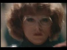 """Tootsie""--1982. ""What do you get when you cross a hopelessly straight starving actor with a dynamite red sequined dress? You get America's hottest new actress. Starring Dustin Hoffman, Jessica Lange, Bill Murray, Charles Durning, Sydney Pollack. Comedies are not my favorite genres (as you can see from my other choices), but Tootsie always makes me laugh and it has a very sweet side to it as well."