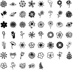 Explore Hd Http - //www - Fontspring - Com/tools/font Image/specimen - Bullet Journal Flower Doodles and upload more creative png images on Sccpre. Tangle Doodle, Doodles Zentangles, Zen Doodle, Zentangle Patterns, Rose Doodle, Doodle Tattoo, Typographie Logo, Flower Doodles, Doodle Flowers