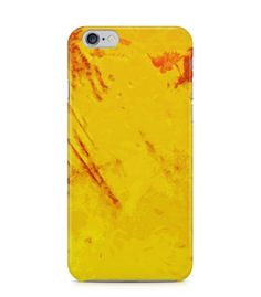 Fantastic Yellow Abstract Picture 3D Iphone Case for Iphone 3G/4/4g/4s/5/5s/6/6s/6s Plus - ARTXTR0110 - FavCases