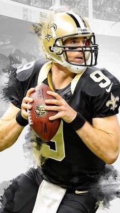 Football Players, Football Team, Football Helmets, Bryant Lakers, New Orleans Saints Football, All Saints Day, Who Dat, Football Wallpaper, Sports Pictures