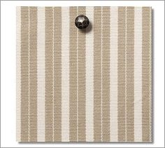 Fabric by the Yard - Colby Stripe #potterybarn