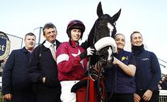 Don Cossack and Bryan Cooper win the 2016 Cheltenham Gold Cup