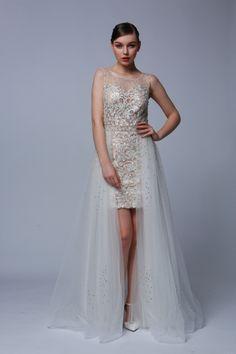 Popolnočné šaty - Svadobný a spoločenský salón EvaMária e94195affc6