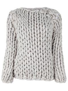Sehr schöne sehr dicke Wolle für einen sehr schlichten und sicher sehr warmen Pullover. sehr schön.