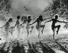 "And those who were seen dancing were thought to be insane by those who could not hear the music.""  -- Nietzsche"