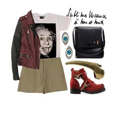 """""""forever more"""" by misspamplemousse ❤ liked on Polyvore"""