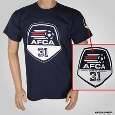 31st Championship T-Shirt from @AFCANL with tribute to Sven #TweAja #in