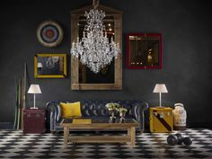 Discover Oxford by Timothy Oulton collection | Timothy Oulton