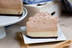 Coffee lovers – this extravagant cake is for you! My 'Triple Coffee Cheesecake' is a combination of Kahlua cheesecake, Kahlua-coffee mousse, topped off with coffee-chocolate whipped cream. All three layers come together to form a gorgeous, show-stopping cake that literally melts in your mouth. This is one of the best cheesecakes I've ever had – […]