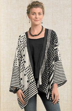 8deb36eccdb Hand Embroidery - Sunita Jacket - Black