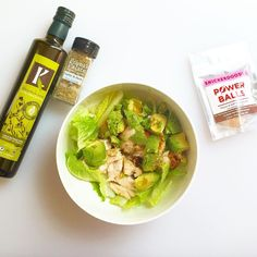 Awesome lunch for a busy Saturday afternoon! @kasandrinos EVOO and @primalpalate AIP spices make everything soooo much easier and yummier (yes yummier) #kevoo and #primalpalatespices are a match made in AIP Paleo heaven!