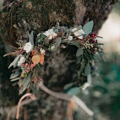 Floral crown from wild flowers Floral Crown, Wild Flowers, Wedding Hairstyles, Plants, Accessories, Wildflowers, Wedding Hair, Wedding Hair Down, Plant