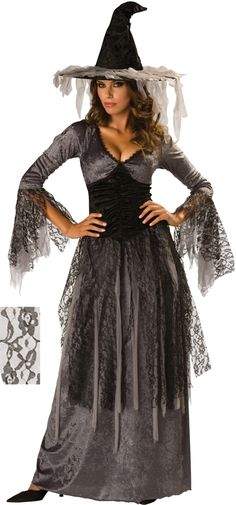 Mystical Witch Costume - Adult Witch Costume