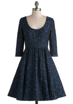 Tracy Reese Director's Circle Dress, #ModCloth