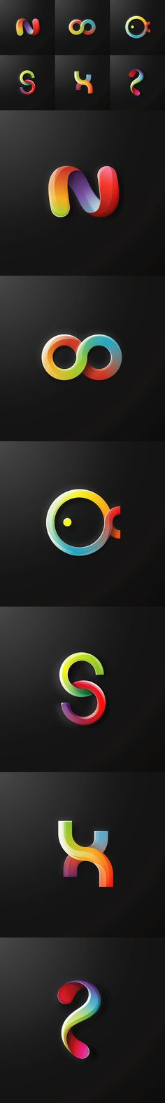 Collection of 6 free gradient logo that made with a high level of graphic standards. File size is 300 MB in .ai cs6 vector format. So enjoy guys free stuff and don't forget to appreciate and share this piece of art with other.Instructions how to downloa…
