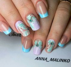 Pin by on pinterest nail nail pin by on pinterest nail nail manicure and french nails prinsesfo Gallery