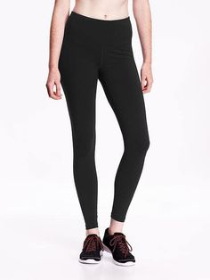 Go-Dry High Rise Compression Legging (Small or Medium in Black)