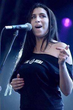 Amy Winehouse - photo postée par salamanca12
