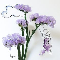 Flowers dreams Tiziano Codiferro  Www.codiferro.it