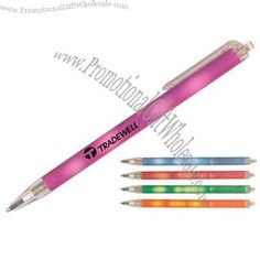 Click pen that can changes color by the heat of your hand. Factory Direct #593037429