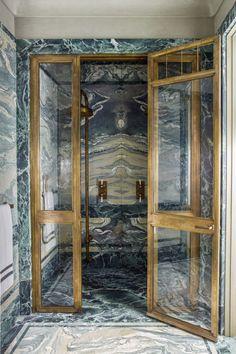 Shower room ideas – looks and layouts for a bathroom focused on a shower Lobby Interior, Bathroom Interior Design, Architecture Restaurant, Tadelakt, London Apartment, Gambrel, Beautiful Bathrooms, Dream Bathrooms, Better Bathrooms
