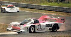 Manfred Winkelhock & Rusty French, SEGA Kremer-Porsche 956B, 1984 Sandown 1000km the Kremer 956B now is a part of the 'Historic Porsche Collection', read...