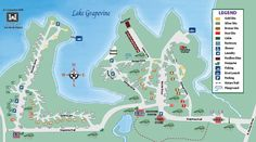Camping! The Vineyards Campground and Cabins on Grapevine Lake, Texas