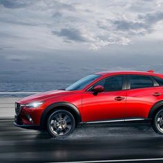 Get away this weekend in the all-new #MazdaCX3! #CX3 www.mazdaoforange.com