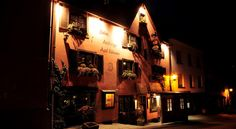 Auberge Aal Veinen Vianden Rustic hotel with romantic atmosphere in a renovated house dating from 1683. Each of our 8 rooms, with shower, toilet and tv, match traditional stone construction with modern comforts.  Each room note its own indvidual and incomparable charm.