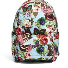 Joyrich Jukebox Floral Backpack