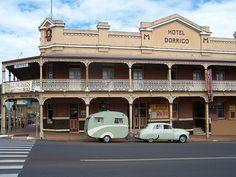 Hotel  Dorrigo NSW by Vintage Caravans, via Flickr