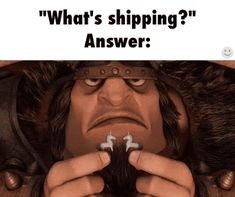 What's shipping?