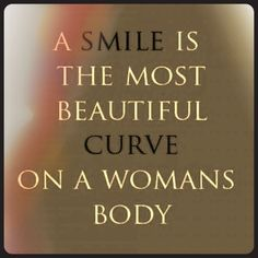 ✨Another favorite quote✨ Smile! Other