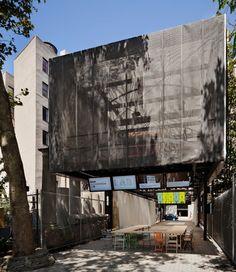 Atelier Bow-Wow BMW Guggenheim Lab (temporary venue)
