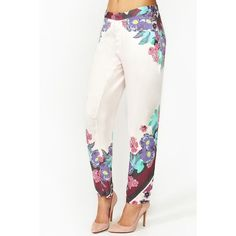 Electric Garden Pants ($238) ❤ liked on Polyvore