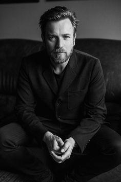 Ewan McGregor, always so handsome!