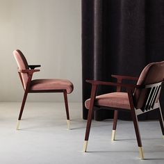 Designed with high-end hotels in mind, the chic Yves side chair only adds to the glamour of any interior. Featuring all the hallmark traits for classical high e Home Office Furniture, Furniture Plans, Modern Furniture, Furniture Design, Street Furniture, Metal Furniture, Futuristic Furniture, Contract Furniture, Furniture Websites