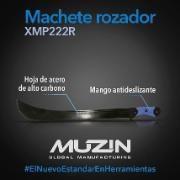 """Machete Rozador 22"""" Muzin  #machete #agricola #herramientas #jardineria #muzin #fumitienda @fumitienda"""