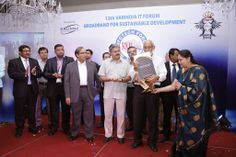 A grand evening marked by the presence of 400 luminaries from the ICT industry, distinguished government dignitariesand who's who of public sector enterprises stood witness to the 12th VARINDIA IT Forum and the unveiling of the 3rd VARINDIA Brand Book.