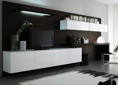 Tvs on pinterest for Michael nicholas progetta mobili