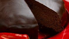 Chilli & Orange Chocolate Cake