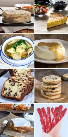 Eight Gluten Free Recipes You Need To Master Now!