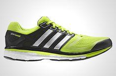 ジョギングからスピードランまで。BOOSTシリーズの新作 adidas Snova Glide boost発売