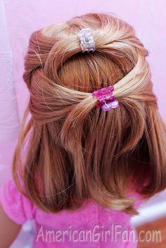 Short hairstyle. Nellies Twist hairstyle2