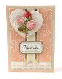 Lovely Arrangements Embossing FoldersThe Craft Channel U.K. February 11th Shopping List | Anna's Blog